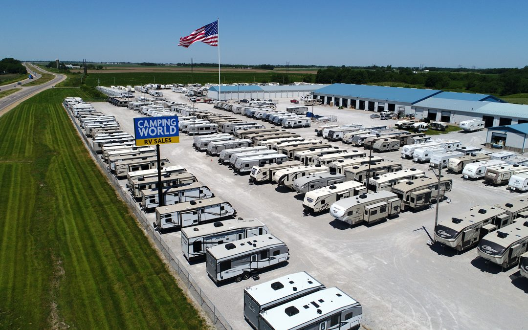 Camping World Moves Its RV Transportation Business
