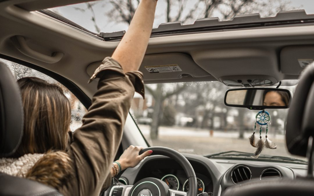 3 Tips For Safe Driving This Spring