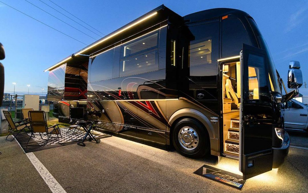 5 Luxury RVs You've Just Gotta See To Believe